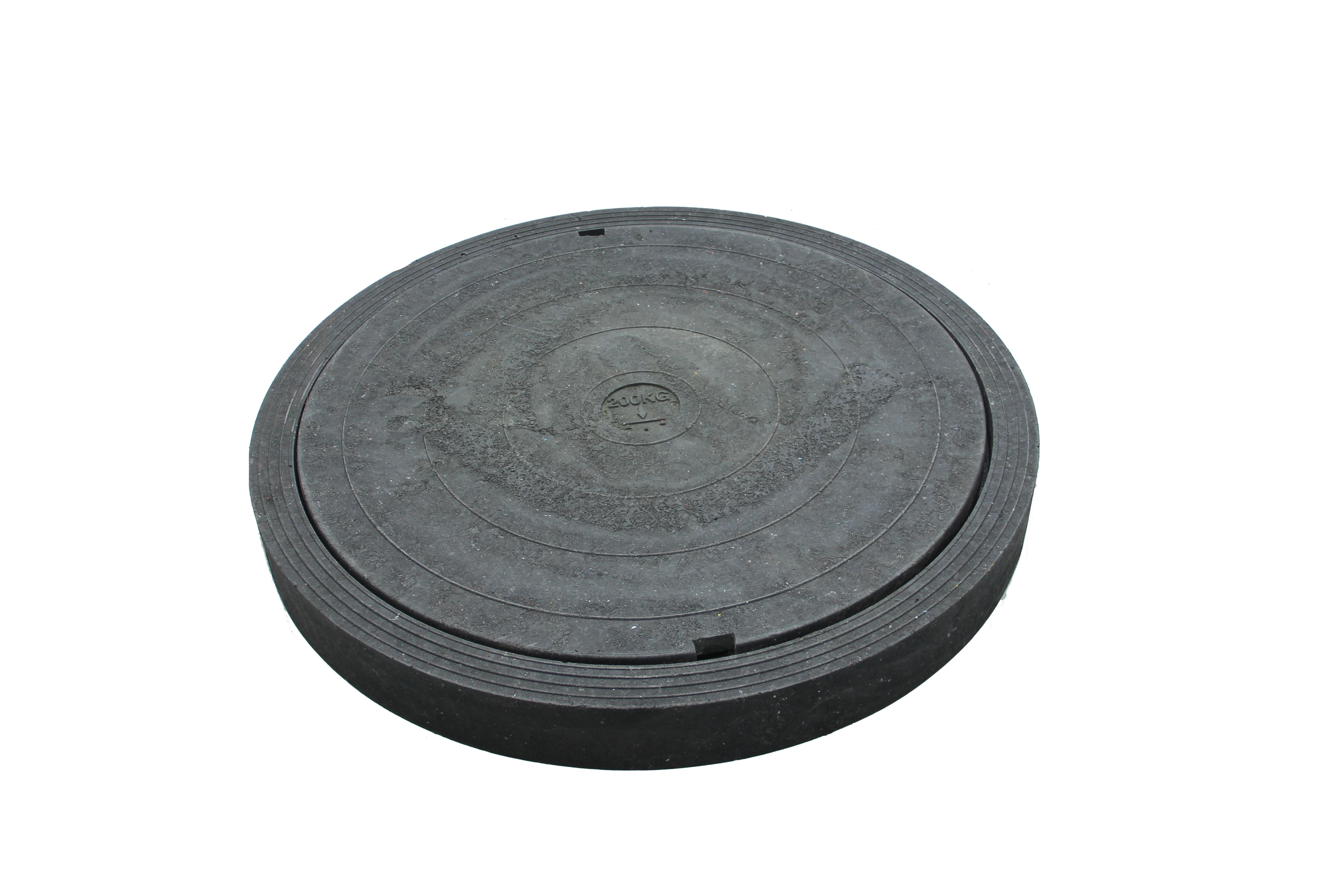betondæksel ø600